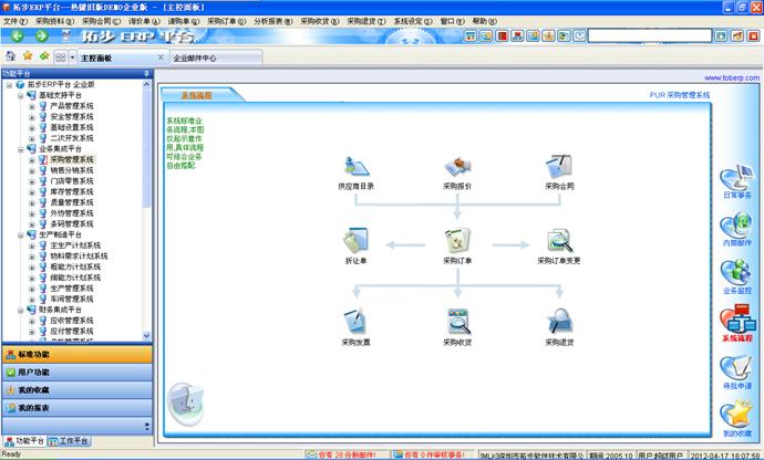 www.toberp.com拓步ERP|ERP系统|ERP软件|ERP管理系统软件|免费ERP系统|免费ERP软件|免费进销存软件|免费仓库管理软件|免费下载专业资讯网-友情链接-网站条款-拓步ERP系统管理软件介绍