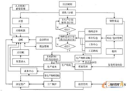 客运企业组织结构