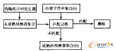 图3 成熟检测器的产生过程
