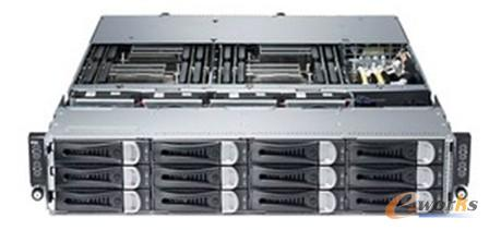 图2 DELL PowerEdge C6220服务器