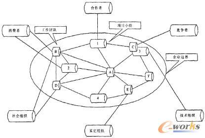 大学直线职能制组织结构图