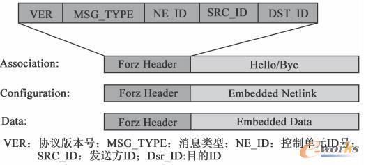 Forz协议消息格式