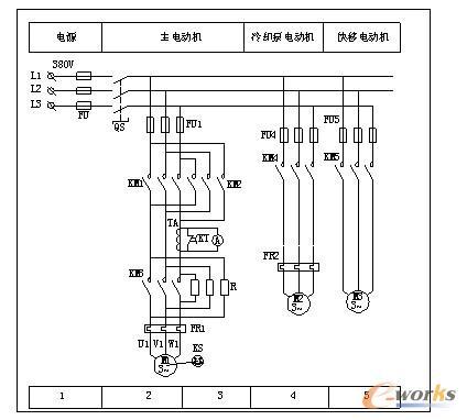 c650机床电器控制系统智能化软件plc改造