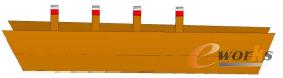 图1 天线模型