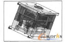 模具CAD结构图