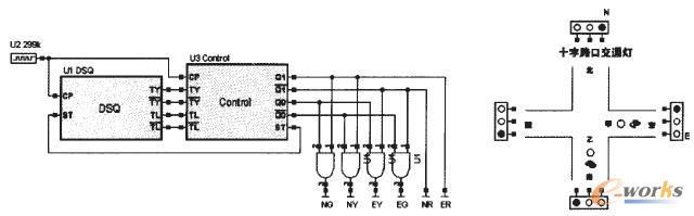 交通灯控制系统