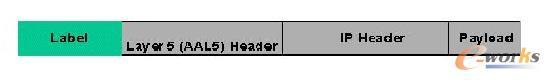 ATM信元模式下的信元结构形式