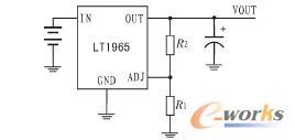 LT1965的电路图