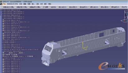 将catia三维模型导入abaqus进行有限元分析,需要对模型进行哪些修改图片