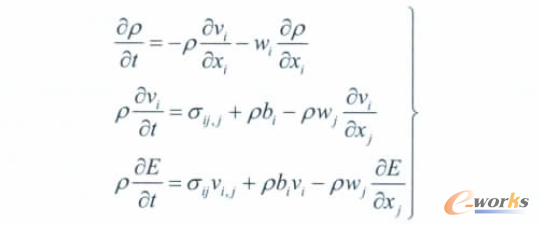 流场控制方程