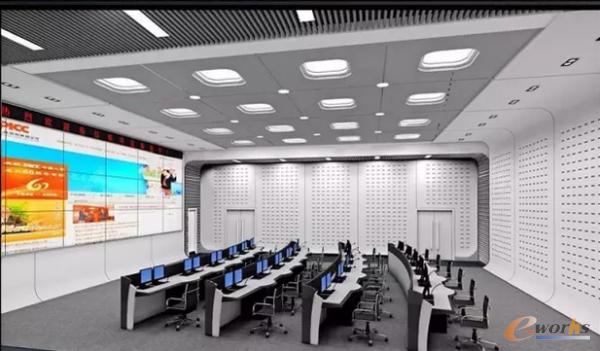 机房总控中心系统工程