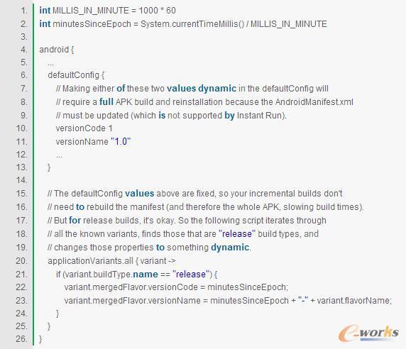 Android优化APP构建速度的17条建议